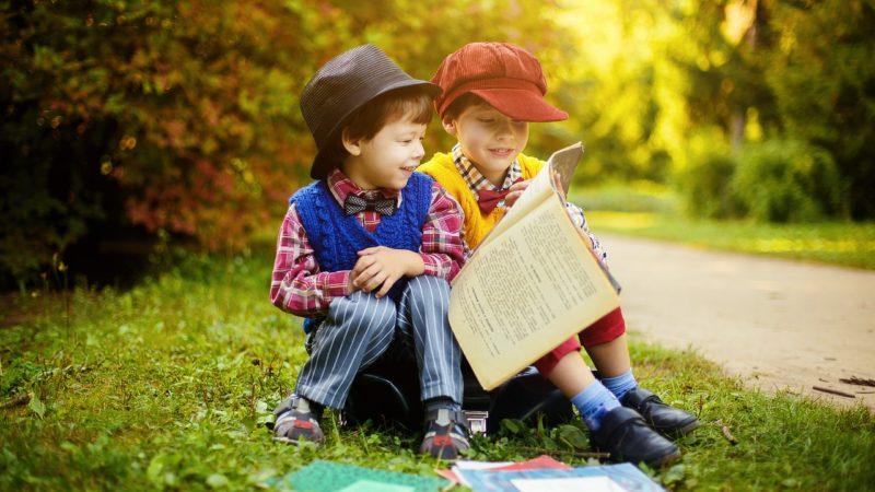 Książki dla dzieci, czyli dlaczego warto czytać