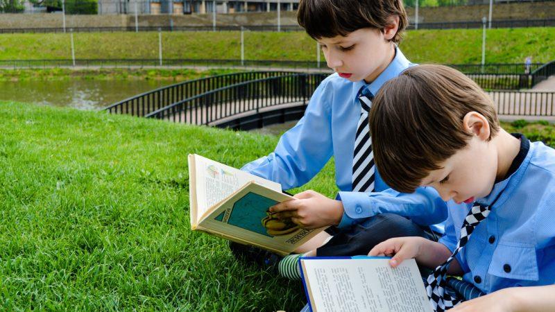 Co kupić do czytania dla dzieci?