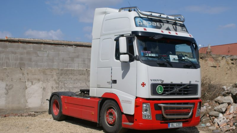 Części do ciężarówek Volvo kupisz w Polsce